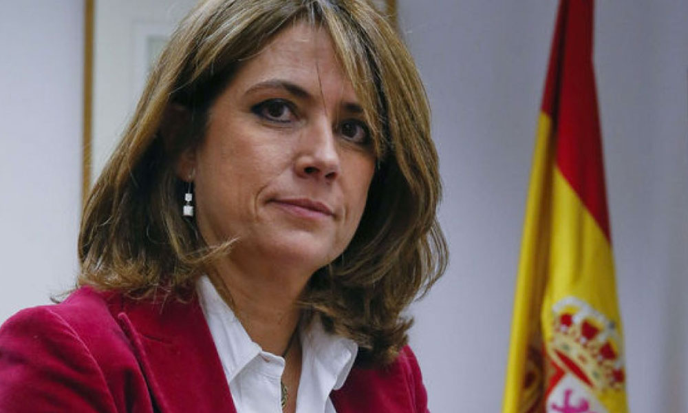 Dolores Delgado nueva ministra de Justicia.