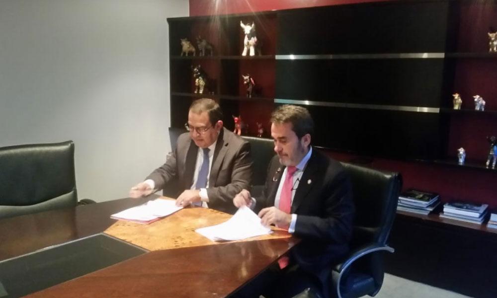 Gaona Abogados BMyV en Perú suscribe una alianza con Estudio Otáola & Priale Abogados.