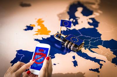 ¿Qué prohíbe el Reglamento sobre bloqueo geográfico a los comerciantes con e-commerce?
