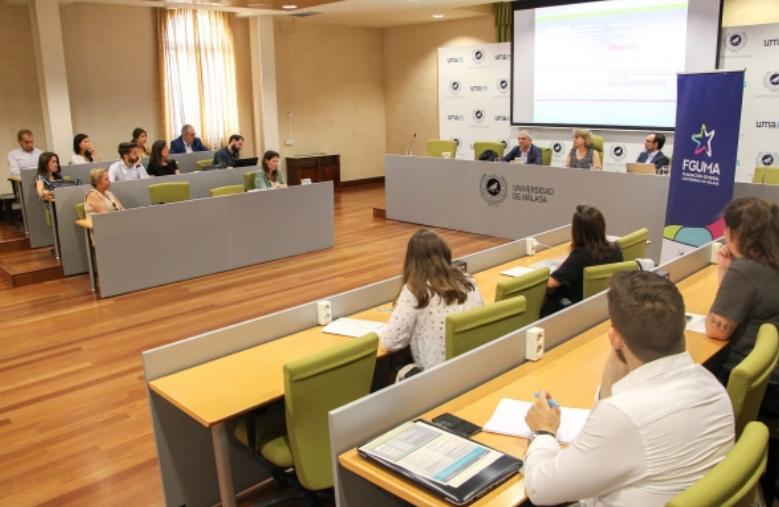 Manuel Camas ponente en la jornada sobre Medios de Comunicación y Derecho de la UMA