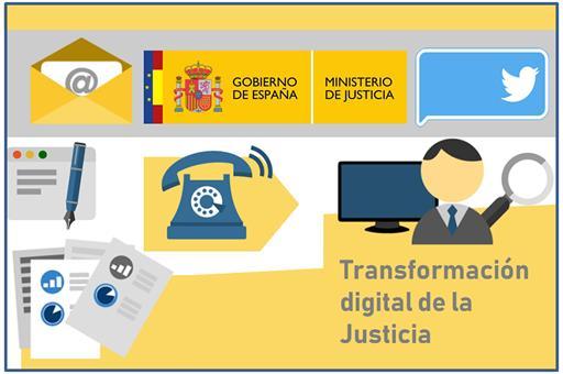 El Ministerio de Justicia presenta tres nuevas aplicaciones para los juzgados