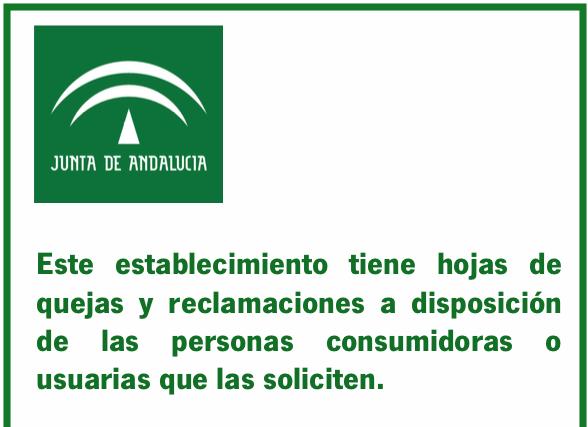 Entran en vigor los nuevos modelos de las hojas de quejas y de reclamaciones de consumidores en Andalucía