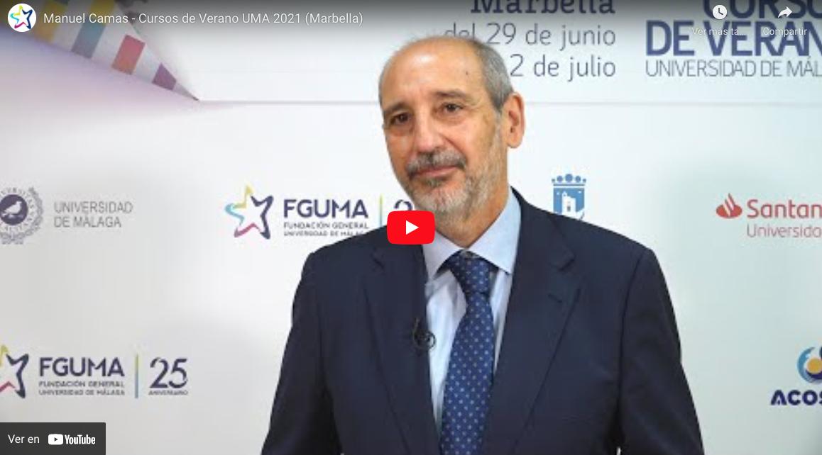 Manuel Camas explica cómo afecta el Bréxit a los españoles en el curso ofrecido por la UMA